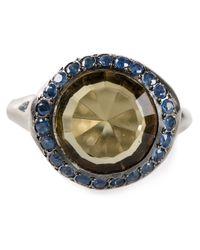 Rosa Maria - Yellow 'Bikram' Ring - Lyst