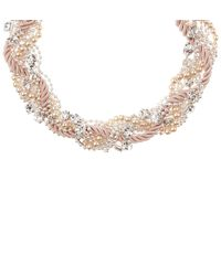 Hobbs - Natural Ella Necklace - Lyst