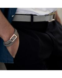 Alice Made This | Gray Edwin Grey & Copper Bracelet for Men | Lyst