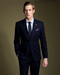 Ted Baker - Blue The Commuter Jacket for Men - Lyst