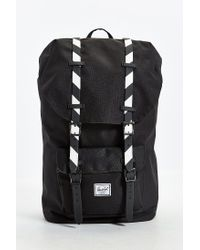 Herschel Supply Co. | Black Little America Weather Backpack for Men | Lyst