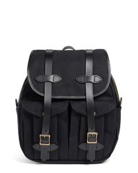 Filson - Black Rucksack for Men - Lyst
