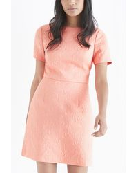 Oasis - Pink Ruby Dress - Lyst