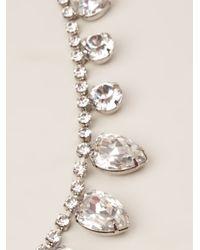 Tom Binns - Metallic Large Stone Necklace - Lyst