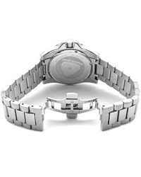 Swiss Legend - Metallic Grande Sport Stainless Steel White Dial Silver-tone Accents - Lyst