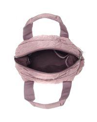 Adidas By Stella McCartney - Pink Quilted Gym Bag - Lyst