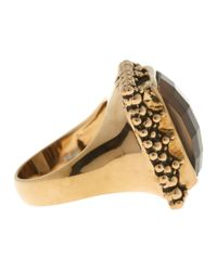 Stephen Dweck | Gray Emeraldcut Smoky Quartz Ring 6 | Lyst