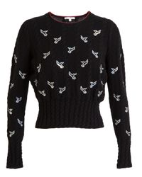 KNITWEAR - Jumpers Olympia Le-Tan Free Shipping Outlet Best Store To Get Sale Online 7BFuGoB9o