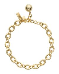 kate spade new york - Pink Things We Love Horseshoe Bracelet Set - Lyst