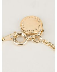 Marc By Marc Jacobs - Metallic 'sweetie' Bracelet - Lyst