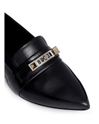 Proenza Schouler - Black Ps11 Hardware Loafers - Lyst