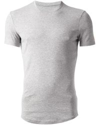 DSquared² | Gray Fitted T-Shirt for Men | Lyst