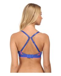 B.tempt'd | Blue B.active Sport Bra 952210 | Lyst