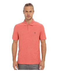 Original Penguin - Pink Daddy-o Polo for Men - Lyst