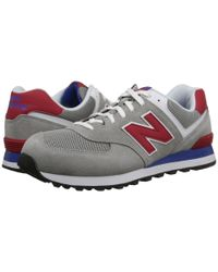 New Balance | Gray 574 - Core Plus for Men | Lyst