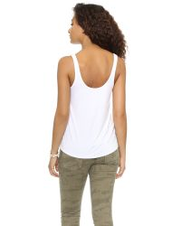 Feel The Piece - Thermal Robin Top - White - Lyst