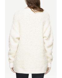 Rag & Bone | White Corrine Sweater | Lyst