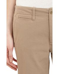 NLST - Natural Twill Chinos - Lyst