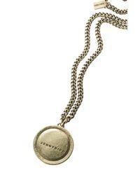 Jenny Bird - Metallic Arethusa Pendant - Lyst