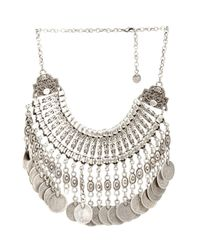 Muzungu Sisters | Metallic Berber Coin Necklace | Lyst