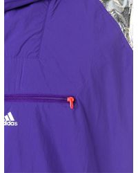 Adidas Originals | Metallic 'adidas X Kolor' Jacket for Men | Lyst