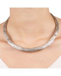 Kelly Wearstler | Metallic Aqueous Collar Necklace | Lyst