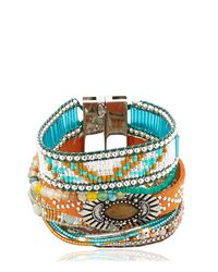 Hipanema - Multicolor Forest Bracelet - Lyst