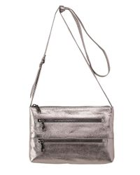 Hobo - Metallic Mara Crossbody Bag - Lyst