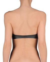 Billabong - Black Bikini Top - Lyst