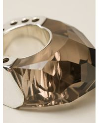 Kelly Wearstler - Metallic 'teague' Ring - Lyst