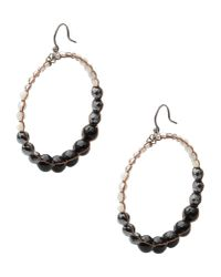 Chan Luu | Black Earrings | Lyst
