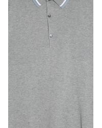 John Smedley - Metallic Arnfield Polo Shirt for Men - Lyst