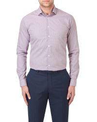 Skopes - Purple Contemporary Collection Formal Shirt for Men - Lyst