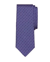 Brooks Brothers - Purple Circle Link Print Tie for Men - Lyst