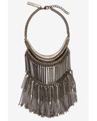GOLDBARR | Metallic Mallorca Necklace | Lyst