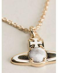 Vivienne Westwood | Metallic Orb Necklace | Lyst