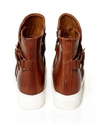 Moda In Pelle - Brown Arico Low Casual Shoes - Lyst
