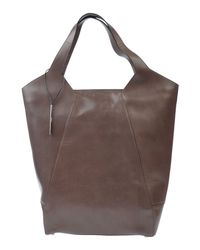Calvin Klein - Gray Handbag - Lyst