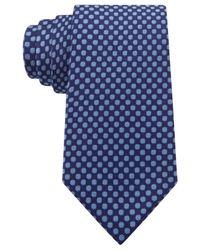 Tommy Hilfiger - Blue Dot Tie for Men - Lyst