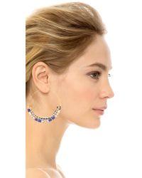 Gas Bijoux - Comedia Earrings - Blue Multi - Lyst