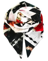 Each x Other - Black Debbie Harry Photo Print Scarf - Lyst