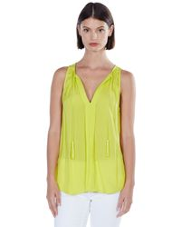 Joie | Green Airlan Top | Lyst