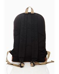 Forever 21 - Black Men Paneled Backpack for Men - Lyst