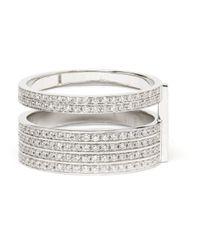 Repossi | Metallic Berbère 18kt Gold Ring | Lyst