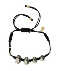 Pippo Perez | Black Penguins Bracelet | Lyst
