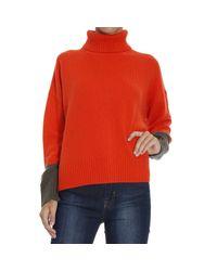 Iceberg - Orange Sweater - Lyst