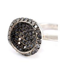 Rosa Maria | Metallic 'Begum' Ring | Lyst