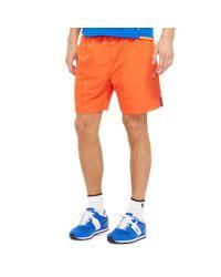 Ralph Lauren | Orange Arena Athletic Short for Men | Lyst