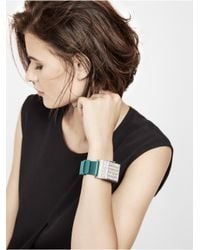 BaubleBar | Green Disco Bracelet For Up Move By Jawbone - Teal | Lyst