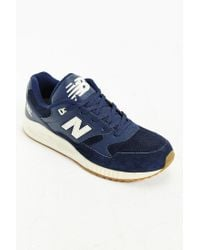 New Balance - Blue 530 Gumsole Running Sneaker for Men - Lyst